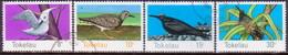TOKELAU 1977 SG 57-60 Compl.set Used Birds Of Tokelau - Tokelau