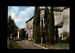 32 - BOULAUR - Monastère - France