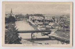 MÉZIÈRES (08 - Ardennes) - La Meuse Et Les Ponts - Charleville