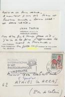 Enveloppe Timbrée Cannes   Pour Athies Pas De Calais - 1961-....