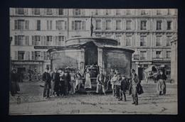 PARIS  Fontaine Du Marché Saint Honoré  ROYER 335 - Arrondissement: 01