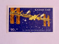 KAZAKSTAN  1993  LOT #1 SPACE