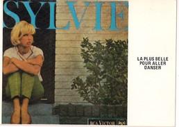 Carte Postale  SYLVIE VARTAN - Singers & Musicians