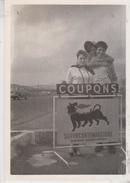 Fotografia Originale Pubblicitari Benzine Distributori Agip Supecortemaggiore - Sonstige