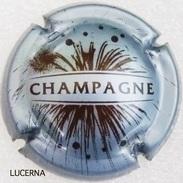 Générique N° 764 FEU D'ARTIFICE - Champagne
