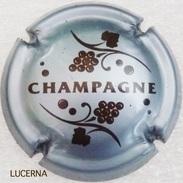 Générique N° 766 GRAPPES DE RAISIN - Champagne