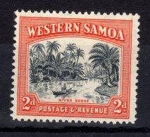 Samoa, 1935, SG 182, Mint Hinged - Samoa (Staat)