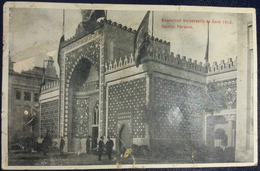 CPA Exposition Universelle De Gand 1913 Section Persane - Gent