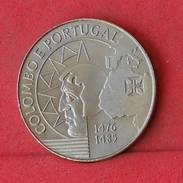 PORTUGAL 200 ESCUDOS 1991 -    KM# 658 - (Nº10191) - Portugal