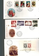 Luxembourg  6  FDC  Voir Scan - FDC