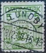 DINAMARCA. USADO - USED. - 1913-47 (Christian X)