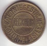 Belgique - Rekheim - Asile D'aliénés - Belgique