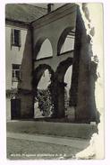 Wilno - Vinius- Вильнюс/Wilnjus, Fragment Architektury U.S.B. - Pologne - Lituanie