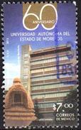 Mexico  2013 1   V Used 60 Years Autonomous University