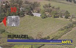 006 TARJETA DE URUGUAY  DE RURALCEL (NUEVA-MINT)