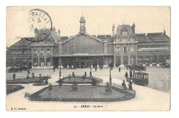 (13736-62) Arras - La Gare - Arras