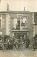 STENAY CARTE PHOTO RESTAURANT CAFE DU BALCON - Stenay