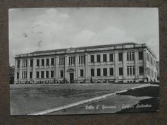 VILLA  S. GIOVANNI - 1959 - EDIFICIO SCOLASTICO     - BELLA - Unclassified