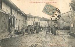 VIENNE LE CHATEAU LA PLACARDELLE - France