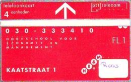 Telefoonkaart LANDIS&GYR NEDERLAND * NETHERLANDS * R-003 * Pays-Bas Niederlande Prive Private  ONGEBRUIKT * MINT - Privé