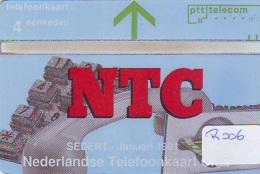 Telefoonkaart LANDIS&GYR NEDERLAND * NETHERLANDS * R-006  * Pays Bas Niederlande Prive Private  ONGEBRUIKT * MINT - Privé