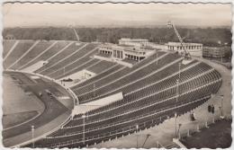 AK - LEIPZIG -  Zentralstadion Des Sportforums 1958 - Leipzig