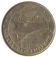 Médaille Plan De Campagne 2000 - Monnaie De Paris