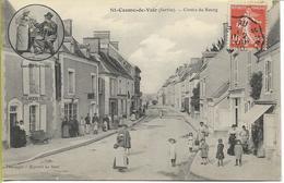 St COSME De VAIR Centre Du Bourg (animation) - Other Municipalities