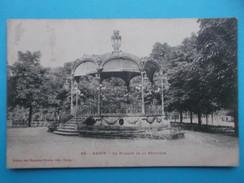 54 : NANCY : LE KIOSQUE DE LA PEPINIERE , C.P.A. , Carte En Très Bon état, - Monuments