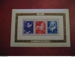 BLOC 27 BLOCK 27 XX 1949 IMPEC ! Cob 190€ Recommandé Offert - Blocks & Sheetlets 1924-1960