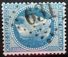 GC 631 Sur 29A - BRIEY - MOSELLE - 1849-1876: Klassik