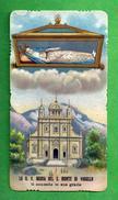 B.V. MARIA DEL SACRO MONTE DI VARALLO - SANTUARIO -  E - PR - Mm. 58 X 106 - Religione & Esoterismo