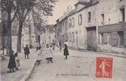 94 SUCY En BRIE  Coin Du Village  Animation ENFANTS Maisons Route De BOISSY Saint LEGER Timbre 1907 - Sucy En Brie