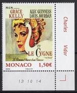 MONACO 2015 - N° 2956 - (LES FILMS DE GRACE KELLY - LE CYGNE ) - NEUF ** /G12 - Monaco