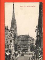 IBC-13  Wien I. Stock Im Eisen.  Gelaufen In 1911, Briefmarke Fehlt. - Vienna Center