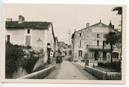 Bourdeilles La Mairie Et La Poste - France