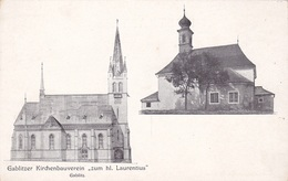"AK: NÖ: Gablitz Kirchenbauverein ""zum Hl. Laurentius"" Um 1910 !!! - Zonder Classificatie"