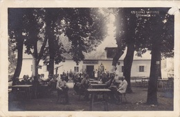 AK: NÖ: Steinbach Mauerbach Kreuzels Gasthaus 1933 !!! - Zonder Classificatie