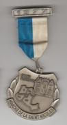 1977 Grand Floreffe, Marche De La Saint Nicolas - Militaria