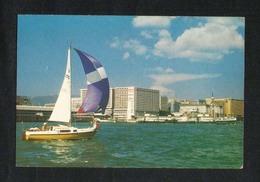 Hong Kong China Picture Postcard Watersport  View Card