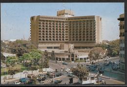 PAKISTAN *VINTAGE POSTCARD* View Of Hotel Sheraton Karachi