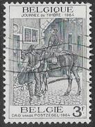Belgium SG1887 1964 Stamp Day 3f Good/fine Used [33/28711/6D] - Belgium