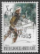 Belgium SG1899 1964 'Liberation-Resistance' 3f+1f Good/fine Used [33/28716/6D] - Belgium
