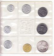 SAINT MARIN MINT SET 1973 UNCIRCULATED CAT WORLD COINS: MS 2. (7P4) - Saint-Marin