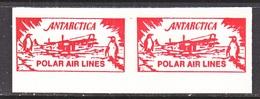 ANTARCTICA  POLAR  AIR  LINES X 2  ** - Stamps