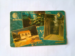 Barbados Phonecard B$20 14CBDB - Barbados