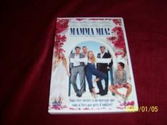 MAMMA MIA  LE FILM AVEC MERYL STREEP  / PIERRE BROSNAN +++++++ - Musicals