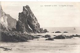 29-367 - FINISTERE - CAMARET SUR MER - Les Aiguilles De Lamzoz - Camaret-sur-Mer