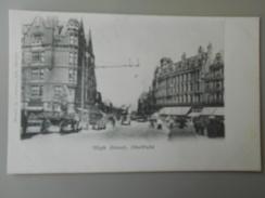 ANGLETERRE YORSHIRE SHEFFIELD HIGH STREET - Sheffield
