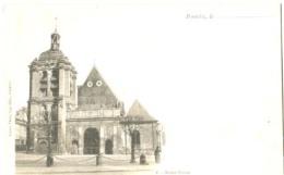 D95 - Pontoise   - Notre Dame  - Carte Précurseur  : Achat Immédiat - Pontoise